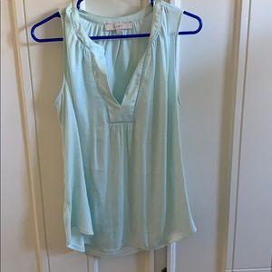 Loft M sleeveless blouse Loft sleeveless blouse S
